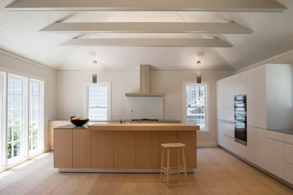 Filbert Cottages by Buttrick Projects Architecture+Design