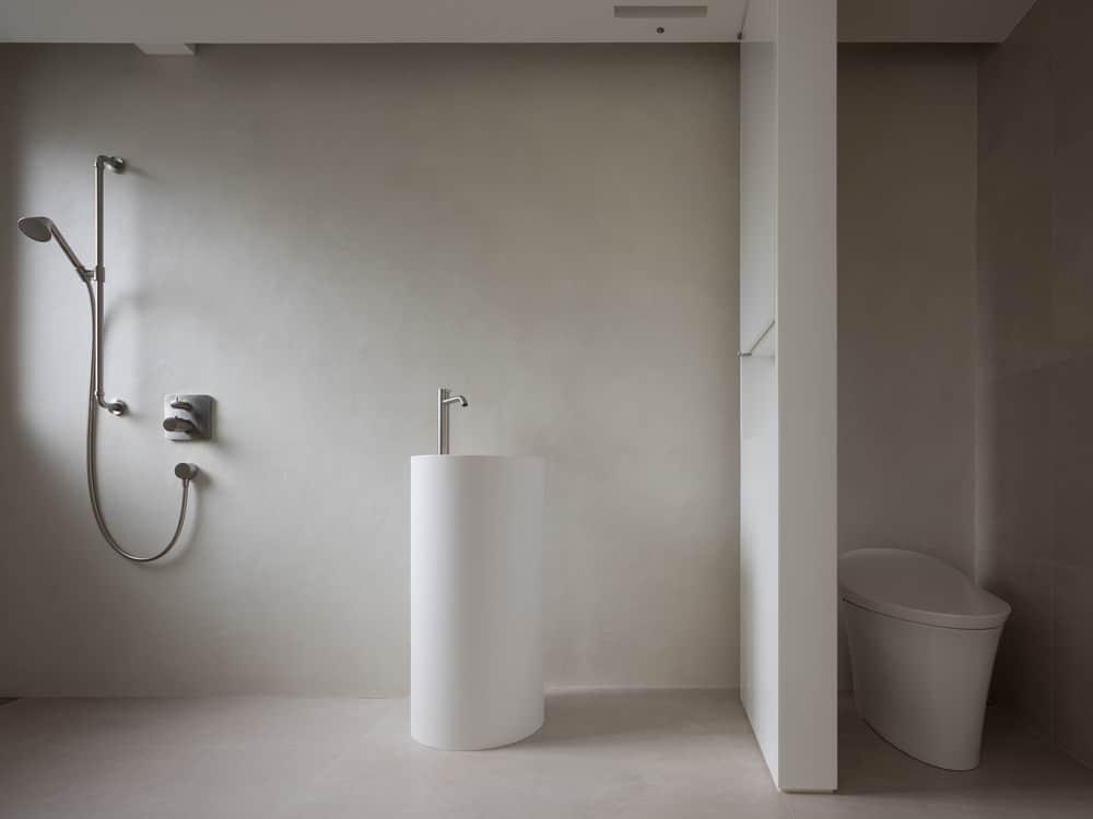 bathroom, Marty Chou Architecture