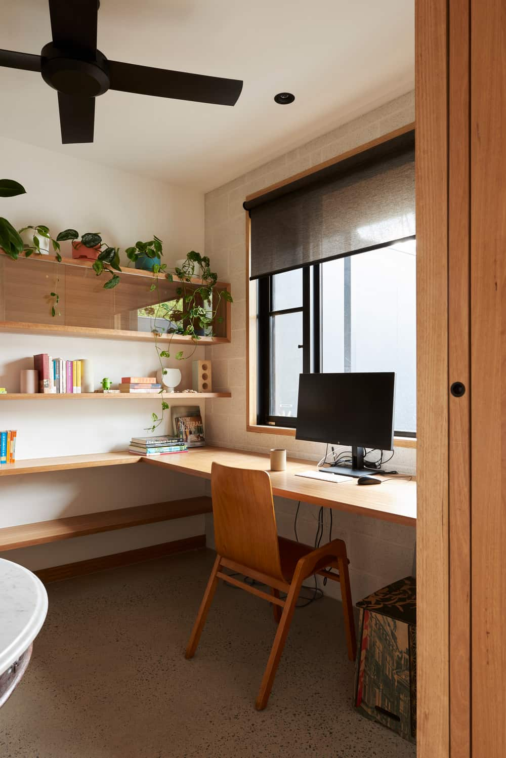 home office, Drawing Room Architecture