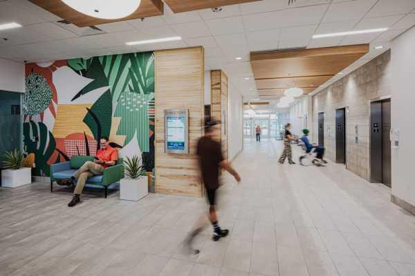 Cushing Terrell Reveals Saltzer Health Ten Mile Medical Campus, Meridian, Idaho