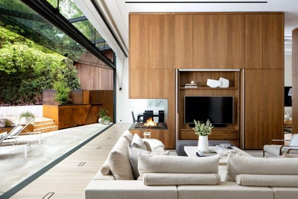 Waxwing Residence by Ancerl Studio