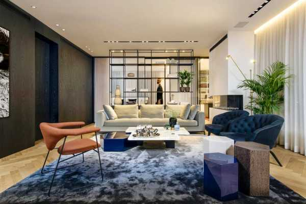 Weiss Penthouse by K.O.T Architects