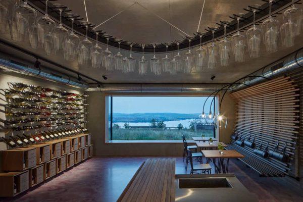 Wine Bar Reisten by ORA Studio